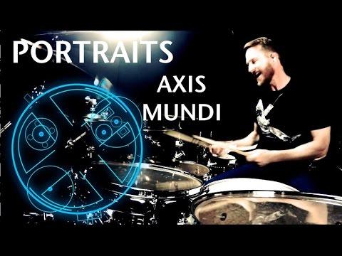 Axis Mundi-Portraits-Drum Playthrough