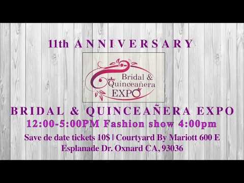 11th Annual Bridal & Quince Expo In Oxnard, CA | Silver Seven Entertainment | CWF&LE