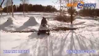 Снегоход STELS V800 РОСОМАХА(Тип двигателя бензиновый 4-х тактный, V-образный Объем, куб. см 800 Количество цилиндров 2 Охлаждение жидкост..., 2013-12-20T22:10:12.000Z)