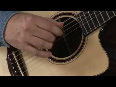 "Dream Guitars Performance - ""Highland Harbinger"" - Al Petteway"