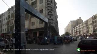 KARACHI - MATEEN TERRACE NEW RENOVATE FLAT FOR SALE 5TH FLOOR IS AVAILABLE thumbnail