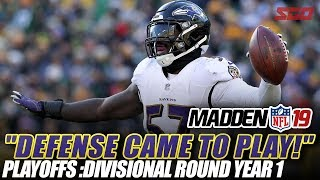 Madden NFL 19 Franchise | Divisional Playoff | Ep.19