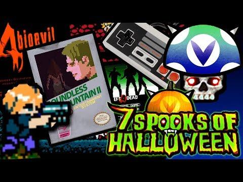 [Vinesauce] Joel - 7 Days Of Spooks: Horror Demakes