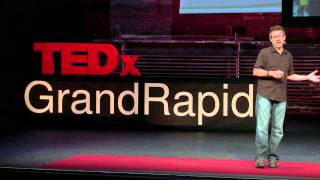 How to Become a Culture-Changer: Evan Grae Davis at TEDxGrandRapids