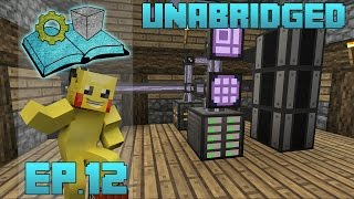 Minecraft Unabridged : Primus :: Ep.12 - Applied Energistics 2 Automatic Inscribers