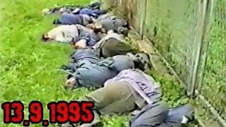 Oborci massacre / Serbs executed 24 Bosniaks & 4 Croats