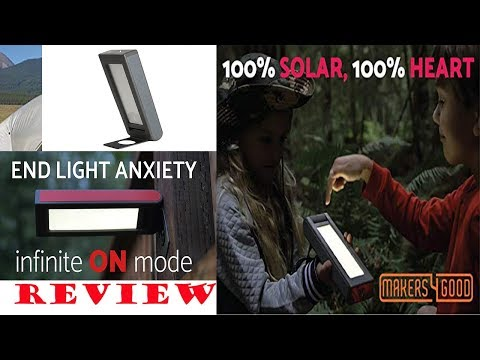 Top Coolest Camping Gear Gadget Innovations – HELIO Solar Flashlight, Lantern, and Powerbank REVIEW
