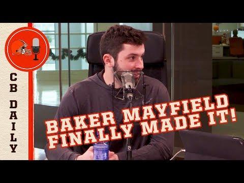 Baker Mayfield Talks Playing Baseball, Tim Riggins, & Trash Talking     Cleveland Browns Daily