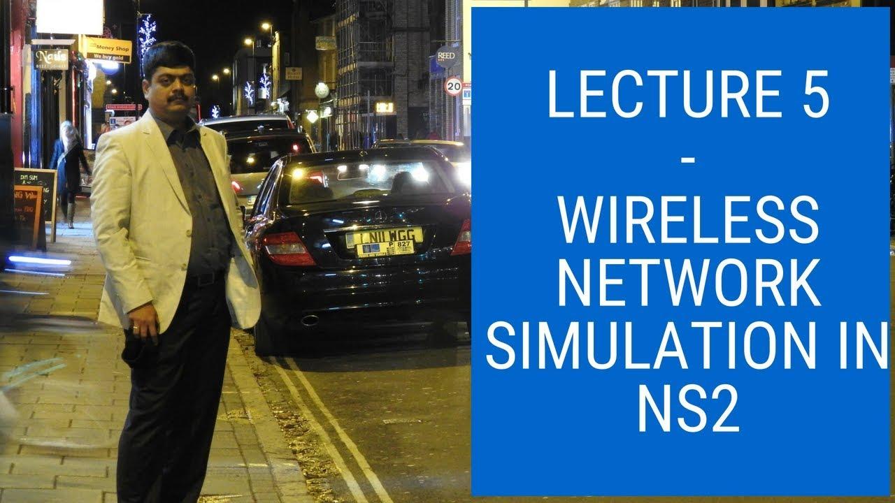 Network Simulators: Wireless network Coding in ns2 - NS2 Tutorial # 5