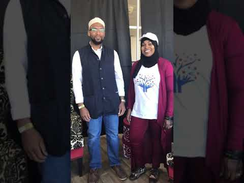 Meet African America Islamic owners of Al-Wali Child Care Center!