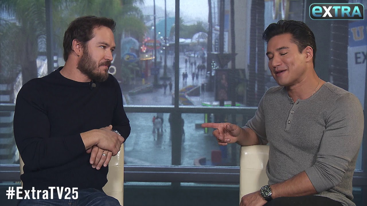 Download 'Saved by the Bell' Reunion! Mario Lopez Catches Up with Mark-Paul Gosselaar