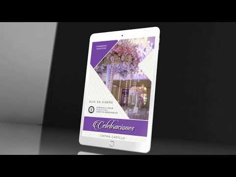 """Celebraciones """"Guía en Diseño de Eventos"""""""