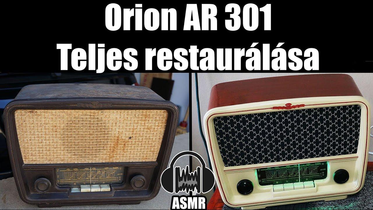 Orion látáskezelő gépek