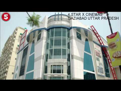 Top 5 Cinema Hall in India