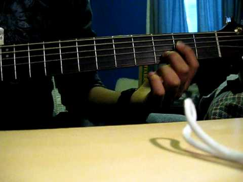 Hinder- Lips of an angel tutorial - YouTube