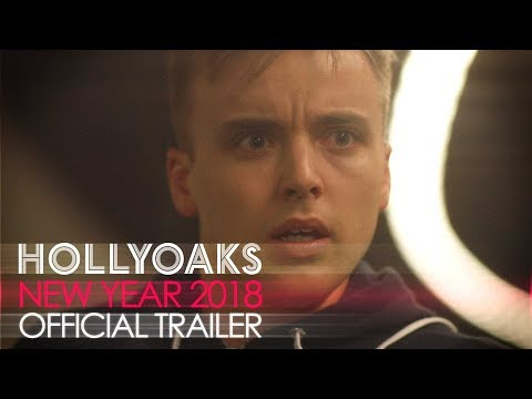 Official Hollyoaks Trailer: New Year 2018