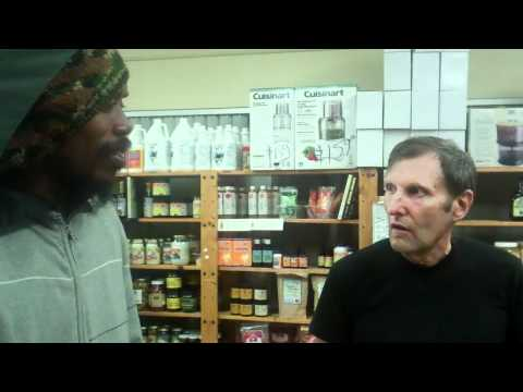 Rasheed - On Juicing and Why He Has No Choice But to Share His Joy