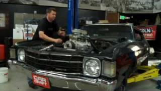 Car Craft Magazine live build of