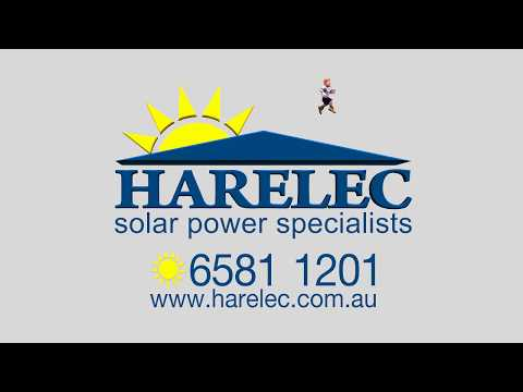 Harelec Solar - Now Is The Time