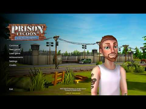 Prison Tycoon: Under New Management - A first look (strategy) |