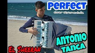 Perfect - Ed Sheeran (Cover Antonio Tanca) fisarmonica