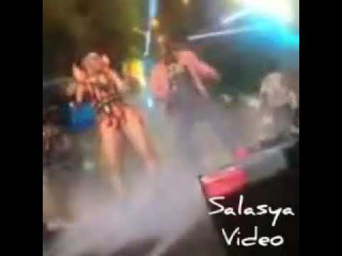Yemi Alade perfoming oddi dance during choma na ngoma#radiomaishambelepamoja