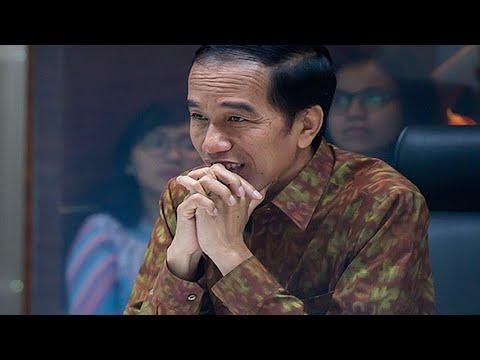 Jokowi Tanggapi Kritik Prabowo soal Indonesia Bubar 2030