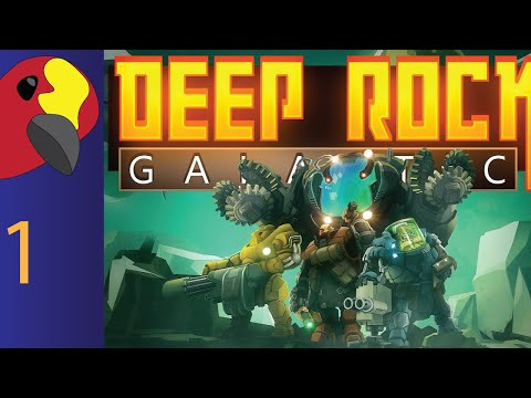 Deep Rock Galactic-#1: We Are The Very Confused Dwarves
