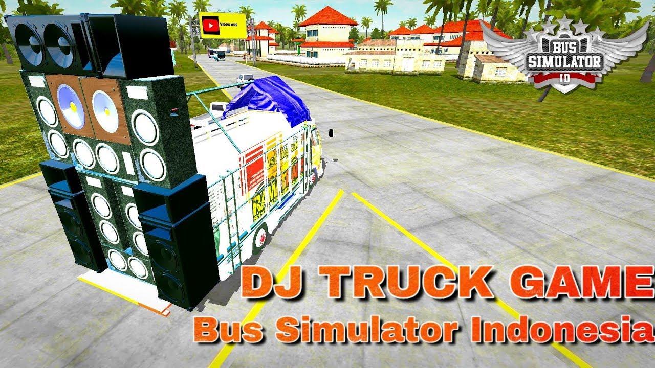 Bus Simulator Indonesia Dj Truck Mod Download Link