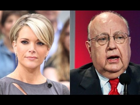 Megyn Kelly: Roger Ailes Sexually Harassed Me Too