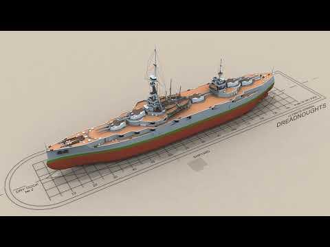 Ultimate Admiral Dreadnoughts - морская стратегия от создателей Naval Action