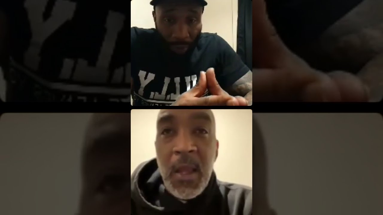 MARK CURRY TALKS ABOUT THE DEATH OF BLACK ROB AND HOW DIDDY COMING TO HELP