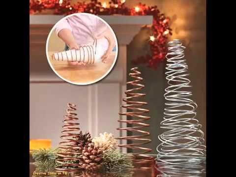 macam Ide Pohon Natal Unik kreasi Sendiri - YouTube