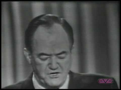 Hubert H. Humphrey 1964 Vice Presidential Acceptance Speech