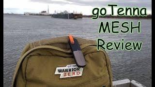 goTenna MESH Review -Off Grid Communication