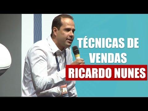 Ricardo Nunes e suas técnicas de venda - Presidente da Ricardo Eletro