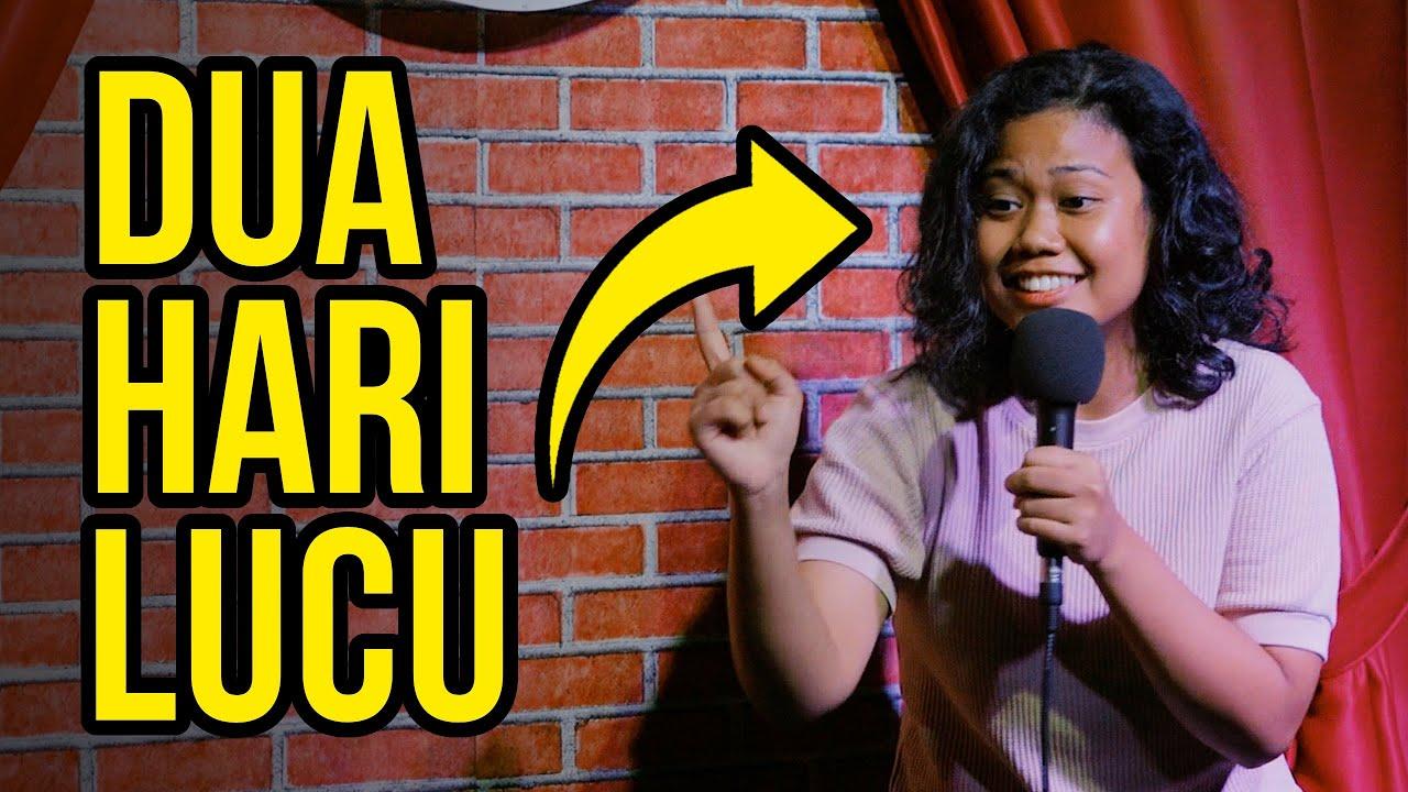 Ngajarin Anak Magang Stand Up Comedy