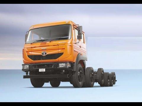 Tata Signa 4323 T- Tata 16 Wheeler Truck Body Length, Specs, Payload    TrucksBuses com