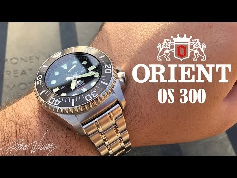 Orient Saturation Diver - A Marinemaster Killer?