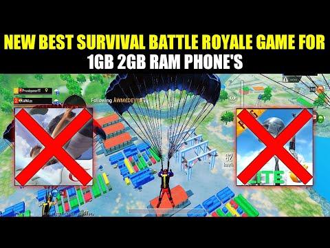 New best survival Battle Royale game for   gb gb Ram phone&#;s   no pubg lite   no freefire