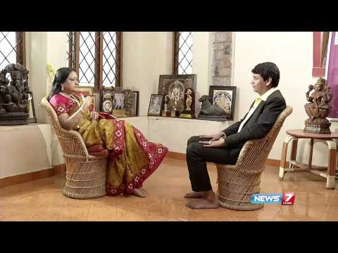 Paesum Thalaimai - Bharatanatyam dancer Padma Subramaniam opens up about life 1/5   09-03-2015