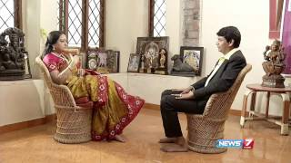 Legendary Bharatanatyam dancer Padma Subramaniam opens up about life 1/5 | Paesum Thalaimai | News7
