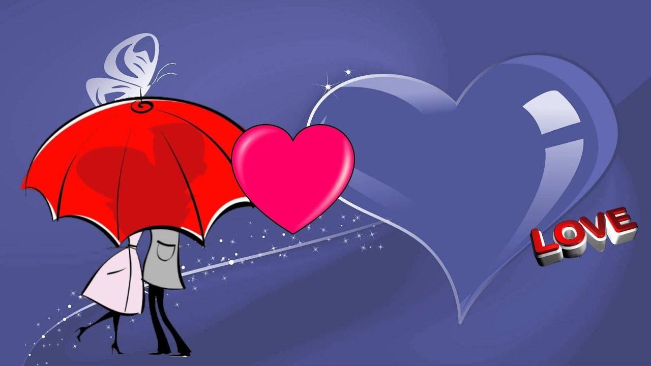 футажи с днём влюблённых rar