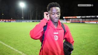 Dan Udoh on beating Kidsgrove Athletic