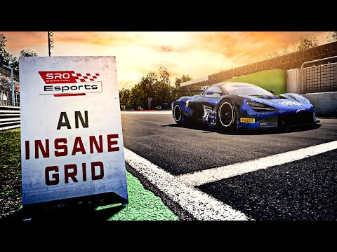 Racing The Best Drivers On Assetto Corsa Competizione |