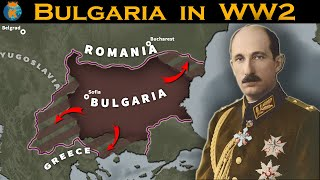 What was the Role of Bulgaria in WW2?