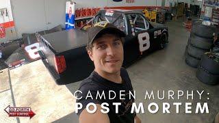 Camden Murphy's Bristol NASCAR Race - Post Mortem #1