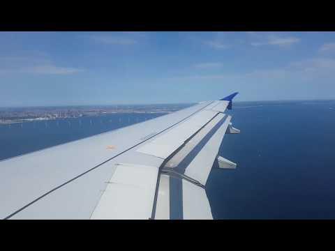 SAS landing Copenhagen - BEAUTIFUL !