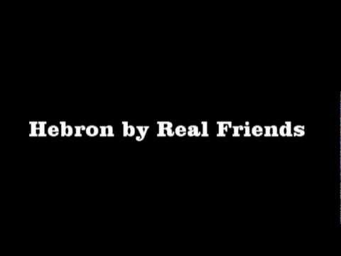 Hebron - Real Friends Lyrics