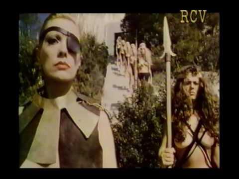 Les amazones du temple d'or (1986) Bande annonce française